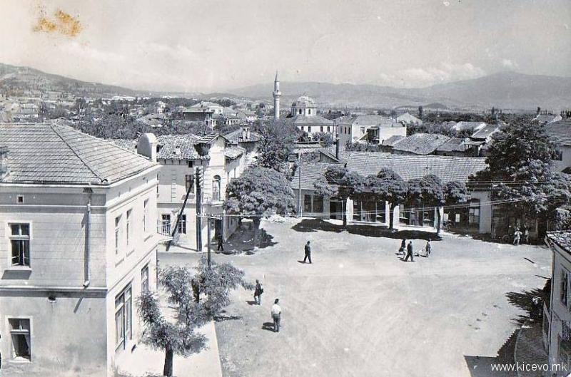 Стари фотографии од Кичево