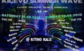 Kicevo Sound Wave фестивал викендов на Кале
