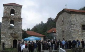 ФОТО: Репортажа од село Мраморец