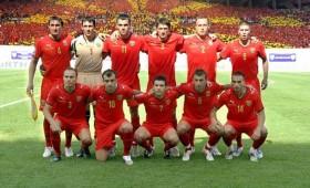 Македонската репрезентација вечерва против Шкотска