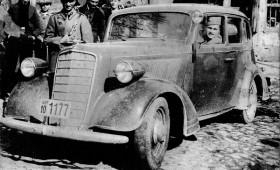 ФОТО: Првите автомобили во Кичево