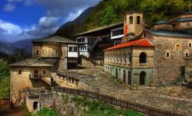 Преданија: Колку је стар и какво му је потеклото на манастирот Св. Јован Бигорски
