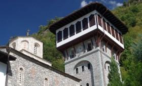 ФОТО: Манастир Свети Јован Бигорски