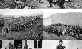 100 години од почетокот на Првата Балканска Војна