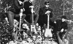 """ФОТО(И)СТОРИЈА: Легендарната кичевска рок група """"Медузи"""""""