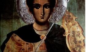 За многу години Свети Димитрија