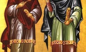Денеска е Св. бесребреници Козма и Дамјан (Свети Врачи)