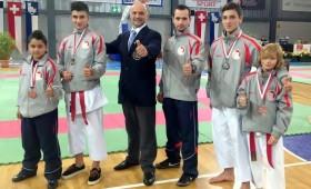 Кичевчани собраа медали на првенство во карате