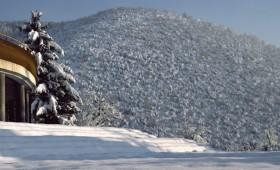 ФОТО: Снежен поздрав од Китино Кале