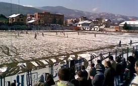 Невремето го одложи дербито во Кичево