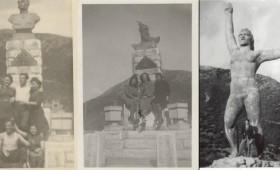 Приказната за трите споменици од Китино Кале