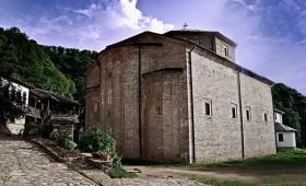 Il Monastero di Santa Madre di Dio (Precista) di Kicevo