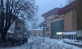 ФОТО: Снежно Кичево денес
