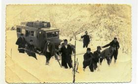 ФОТО(И)СТОРИЈА: Завеани во снег на Буковиќ во триесеттите