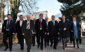 ФОТО: Претседателот Ѓорге Иванов во посета на Кичево