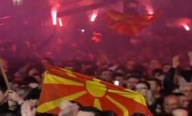 ВИДЕО: Голем народен митинг во Кичево (14.03.2013)