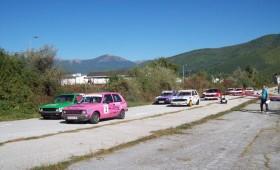 Мега автомобилски настан на патеката во Кичево