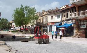 Финишира втората фаза од реконструкцијата на главната улица во Кичево