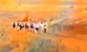 Антологиски видеа: Кичевчани за Илинден маршираат накај Крушево (1988 година)
