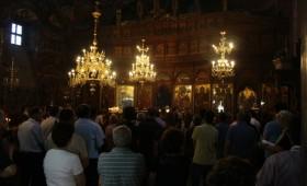 ФОТОГАЛЕРИЈА: Во манастирот Пречиста одбележан денот на Свети Илија и Пречистанските маченици