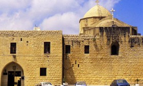 Монасите го одбранија од напад православниот манастир Свети Ѓорѓи