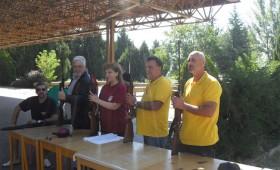 Кичевчанката Сузана Тасеска освои златен медал за најдобар стрелец 2013