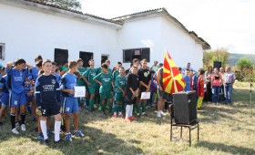 Регионален фудбалски турнир во Демир Хисар