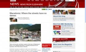 Приказната за ергените од Македонски Брод стигна до BBC
