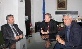 Заменик министерот Сајкоски во посета на општина Демир Хисар