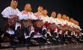 Националните ансамбли на Македонија и Србија на заеднички концерт во Кичево