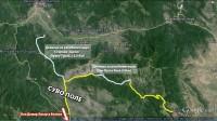 """Рехабилитација на патниот правец """"Преку Турла"""" можност за развој на голем регион"""