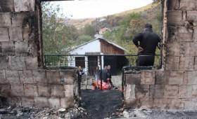 ФОТО: Трагедија во демирхисарското село Жван