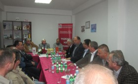Работна средба на Регионаланта комора Кичево и Регионалната комора Прилеп