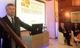 Заменик – министерот Сајкоски на форум за климатски промени