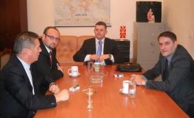Пратеникот Китаноски се сретна со претставници на Македнската заедница во Р.Србија