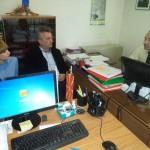 Заменик-министерот Сајкоски во посета на општина Маврово - Ростуше