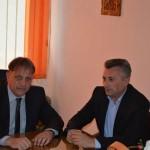 Работна посета на Заменик министерот Ѓорѓија Сајкоски на општина Ресен