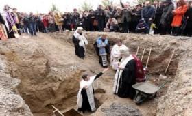Започна изградбата на Македонска Православна Црква во Загреб