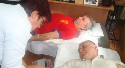 """Крводарителска акција – """"Заедно да спасиме нечиј живот"""""""
