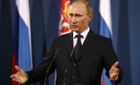 """Путин ја """"дисциплинира"""" Србија"""