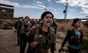 Над илјада загинати во борбите околу Кобане