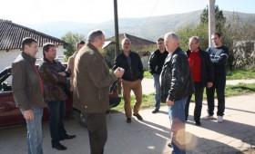 Прва од ноемвриските средби на градоначалникот на Демир Хисар со граѓаните