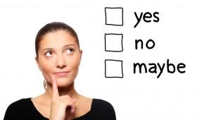 Како да донесете правилни новогодишни одлуки и како да си останете на зборот