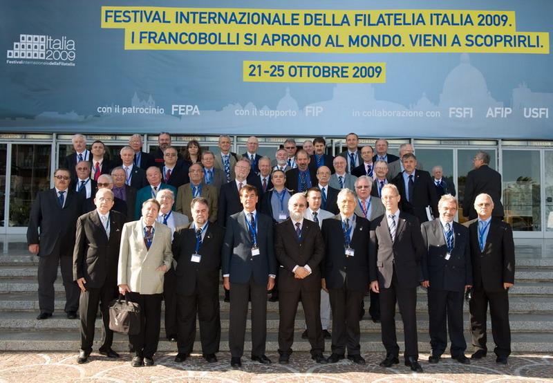 Commissioners Italia 2009