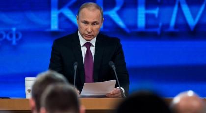 """Путин: Македонија може да биде на главната траса на """"новиот Јужен поток"""""""