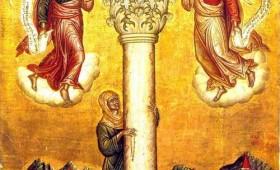 Денеска е Св. Алимпиј Столпник