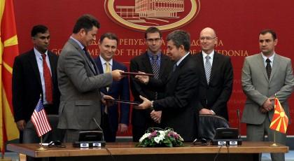 Американската КСС почнува да ја гради фабриката во Кичево