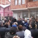 Министерот Спасов ги посети поплавените семејства во Кичево