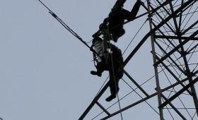 Вака се работеше за Кичево да добие струја (фото)