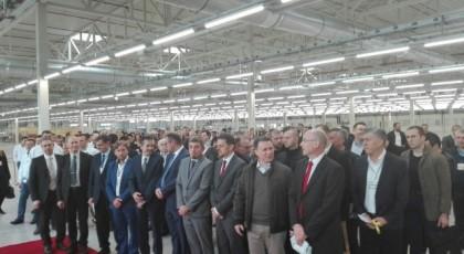 Започна со работа фабриката на KSS во Кичево (фото)